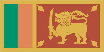 Bandeira de Sri Lanka