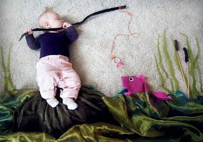 Bonita ropa para bebé