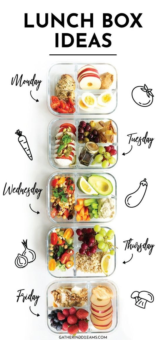 5 Awesome Lunch Box Ideas!