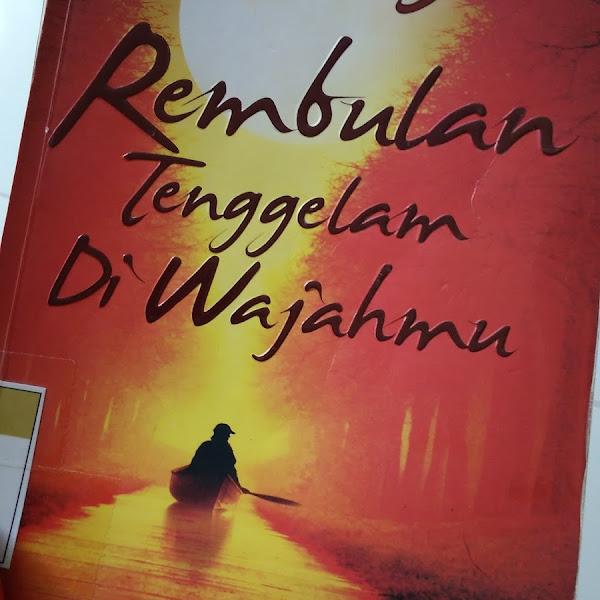 Sinopsis Novel Rembulan tenggelam di Wajahmu