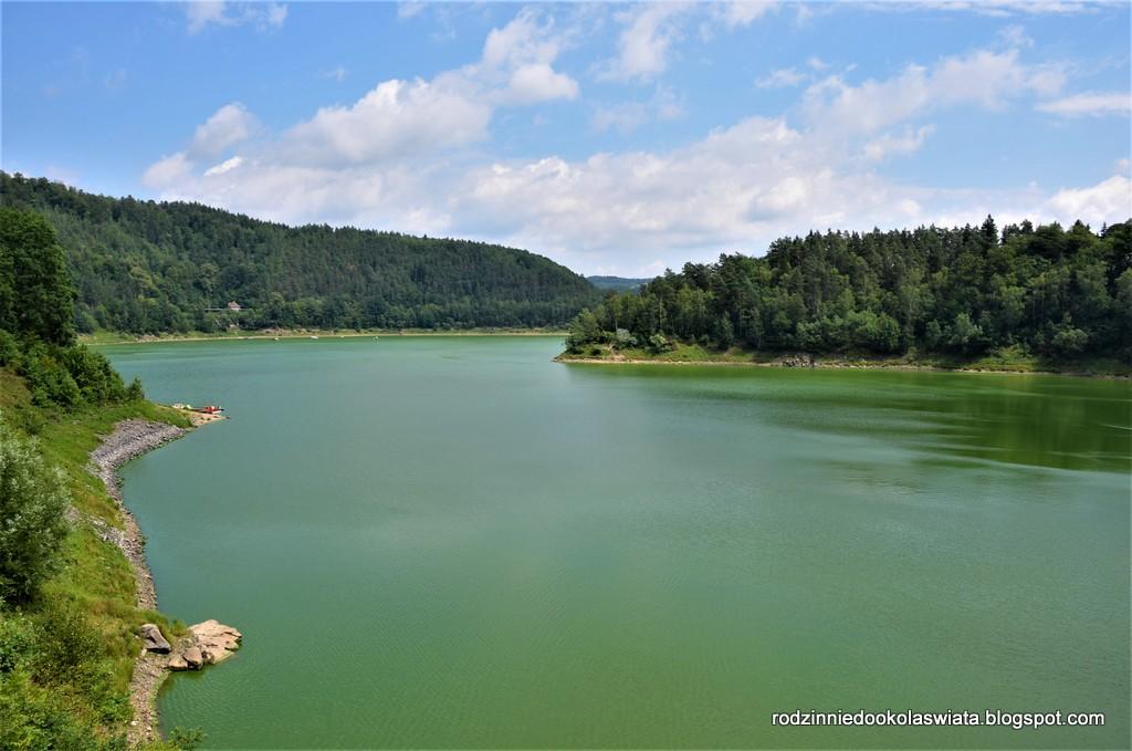 Dolny Śląsk z dziećmi- Jezioro oraz Zapora Pilchowicka