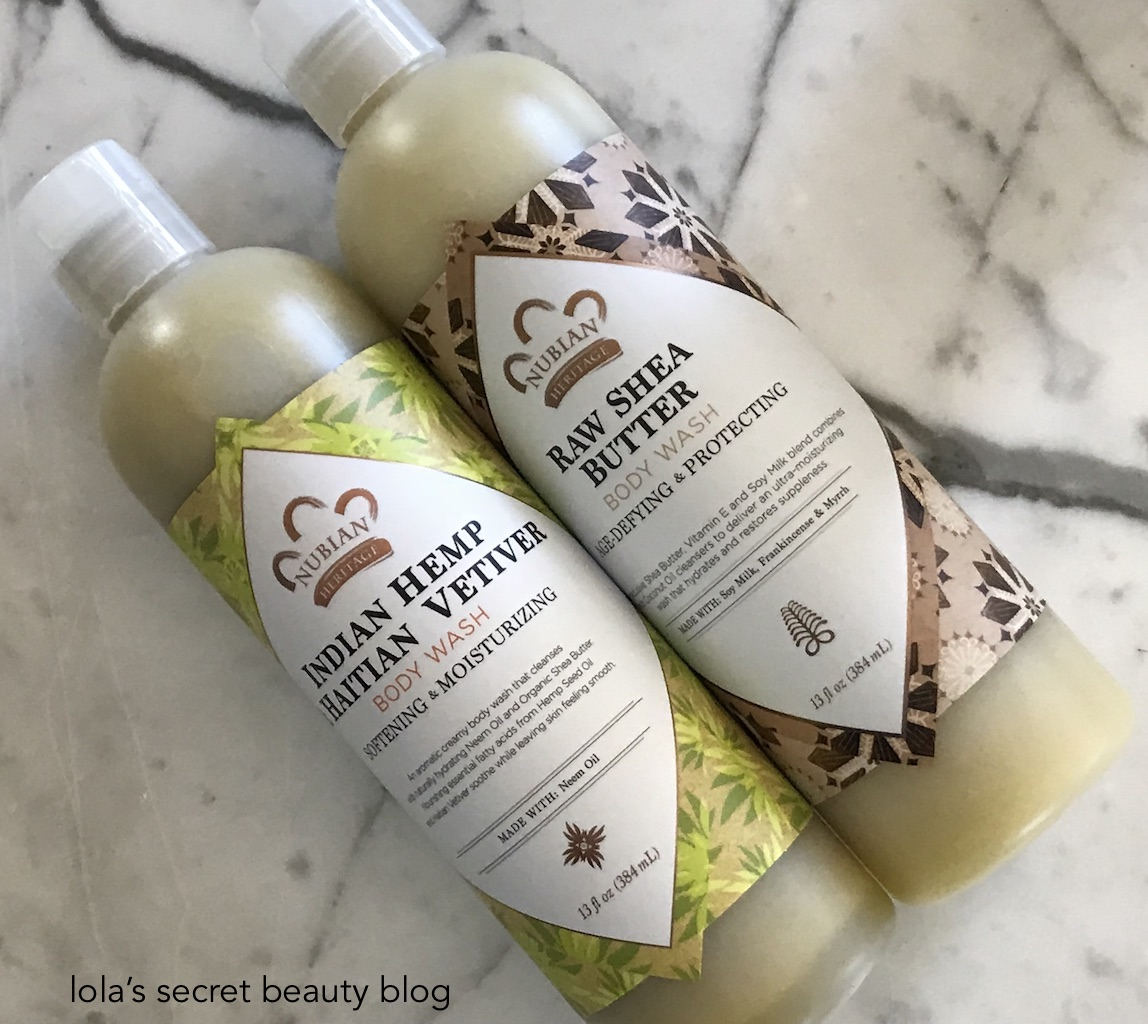 Natural Body Washes Without Coconut Oil