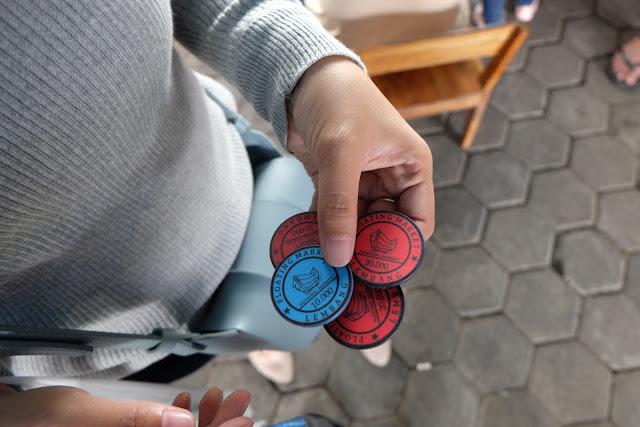 gambar lembang floating market