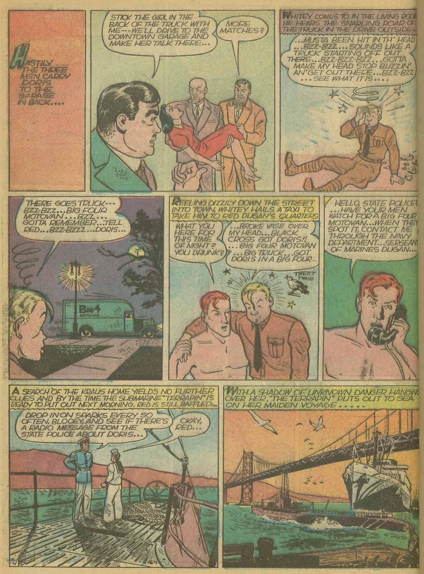 Read online All-American Comics (1939) comic -  Issue #8 - 14