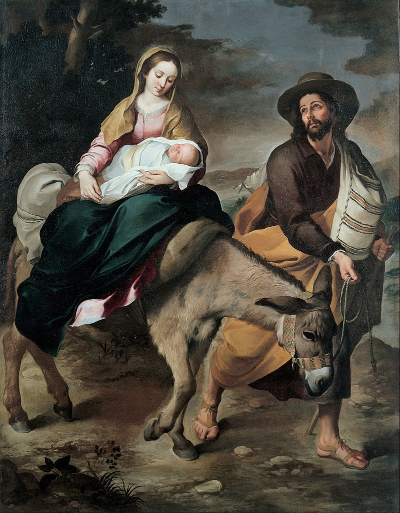 The Flight into Egypt, c. 1645–50