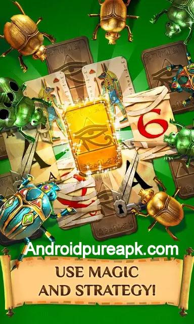 Pyramid Solitaire Saga Apk Download