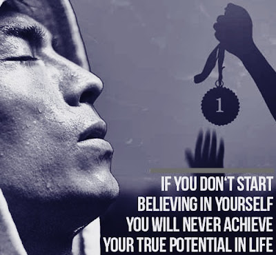Believe – The Most Important Motivational