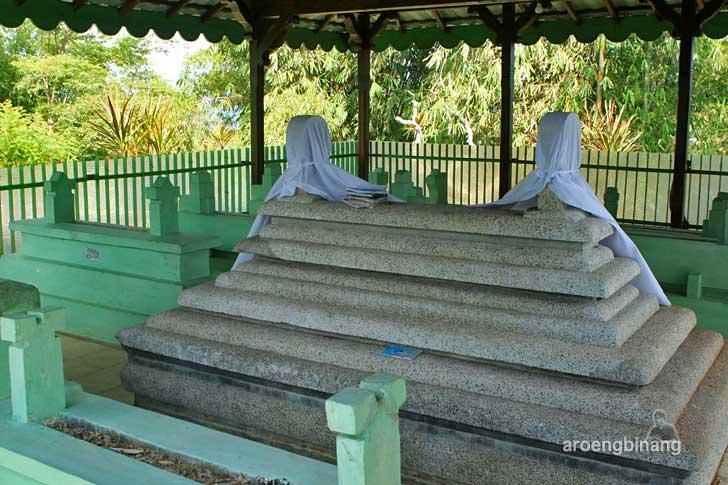 makam kyai mojo minahasa sulawesi utara