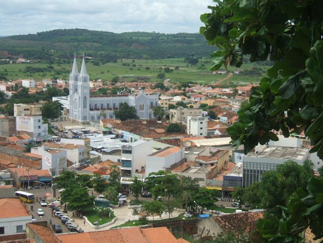 Cidade de Picos Piauí