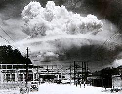 bom di kota nagasaki yang menghancurkan seluruh kota