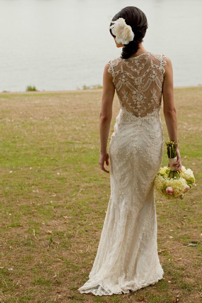 Lady A Surprise Wedding Dress Designing