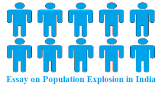 Essay on Population Explosion in India