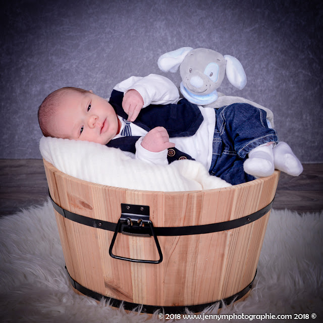 photo bébé doudou photographe vendée 85