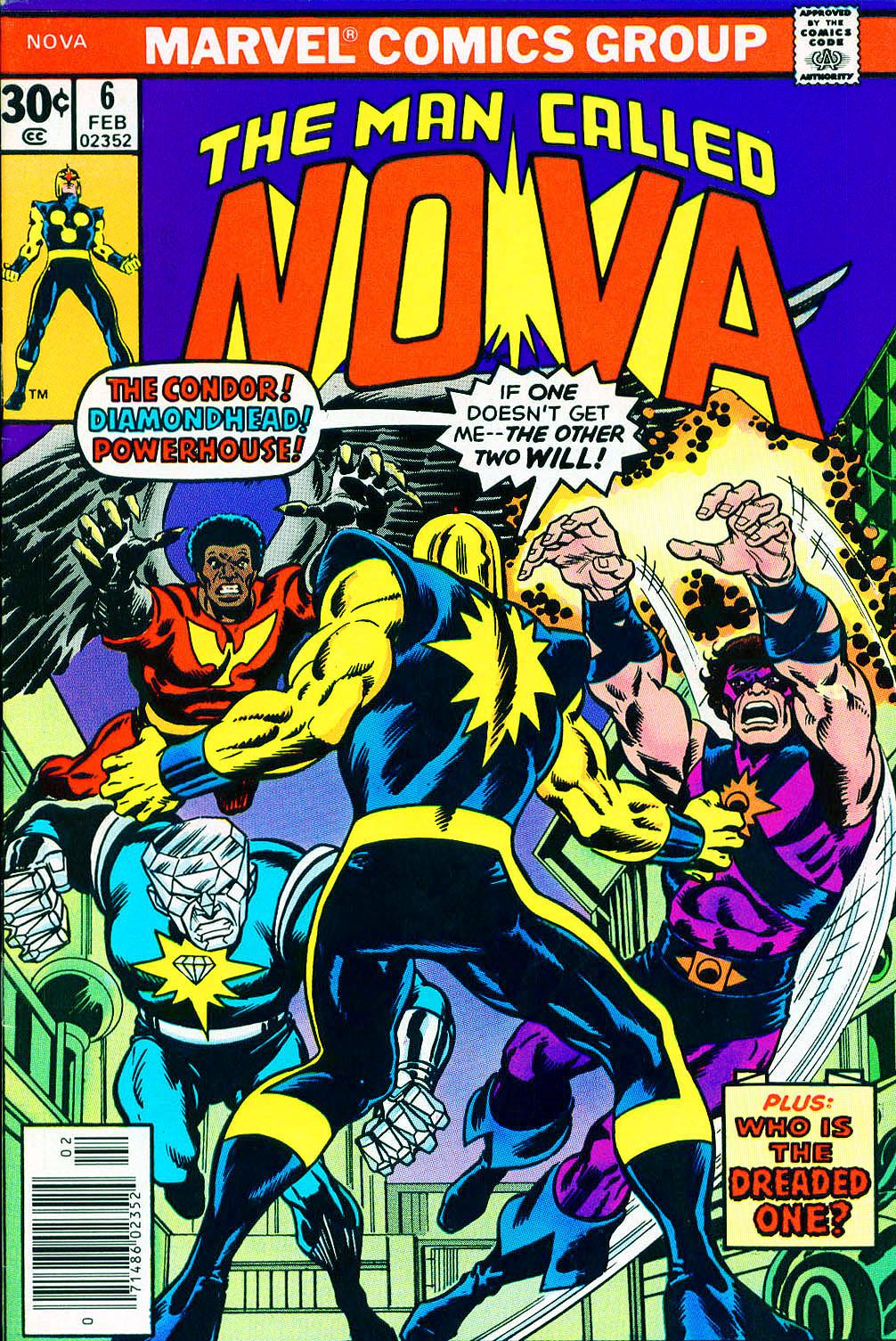 Nova (1976) 6 Page 1