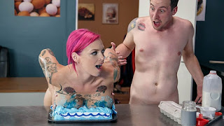 [BigTitsAtSchool] Anna Bell Peaks (Let's Bake A Titty Cake / 08.21.2016)