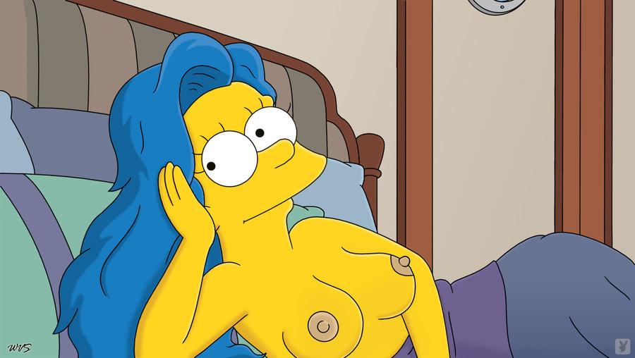 Симпсоны фото голые