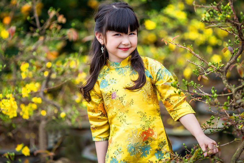 Cô bé lai Việt - Đức đẹp như trong tranh, Co-be-Viet-dep-nhu-trong-tranh