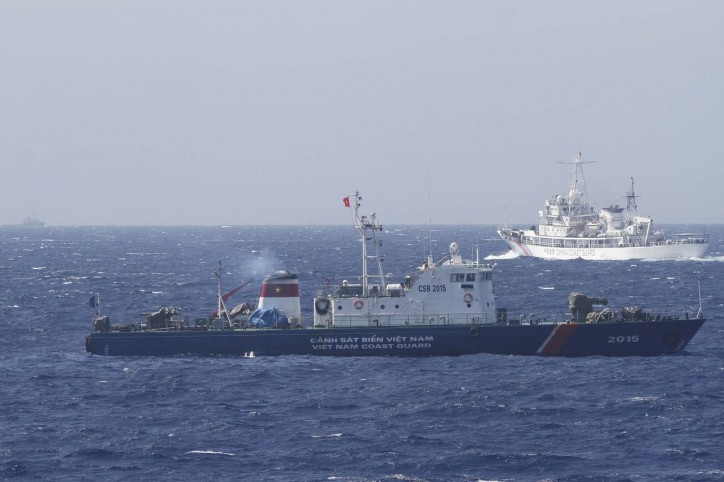 ACCIDENT: Vietnam Seizes Chinese Ship, State Media Reports