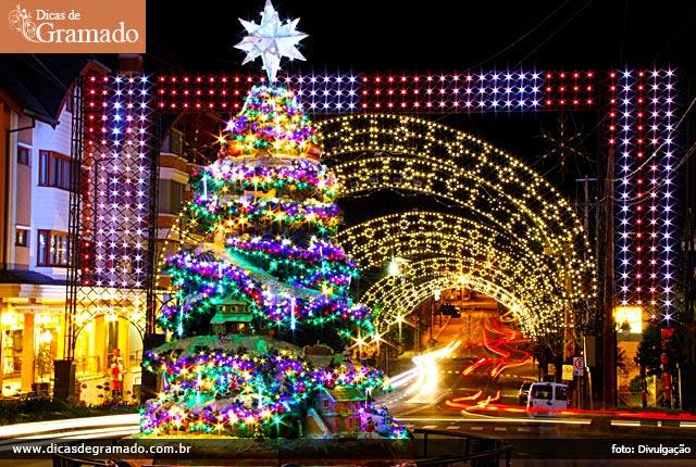 Natal Luz de Gramado: Informações e ingressos