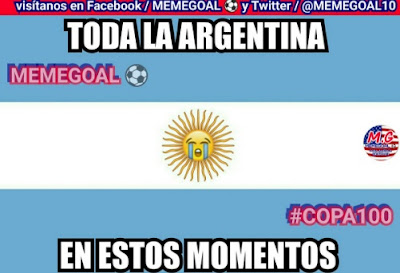 memes argentina chile 2016