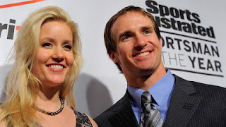 Drew Brees S Wife Brittany Brees Profession And Education