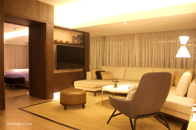 Grand Hyatt Taipei Grand Executive View Suite