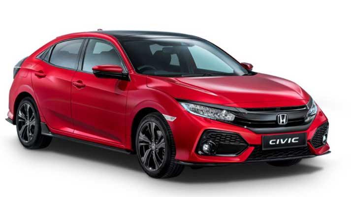 Honda Civic Turbo Hatchback