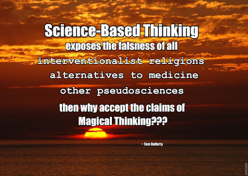 Science-Based Thinking trumps Magical Thinking
