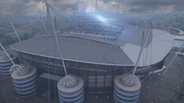 PES 2017 Stadium Mod dari InsanFajar