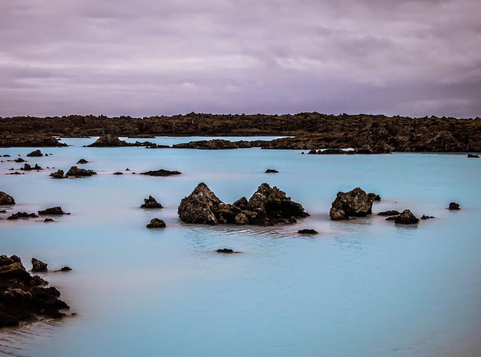 Blue Lagoon - La laguna azul