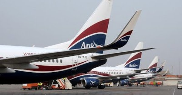 Arik Airline taken over by AMCON, Nigerian government