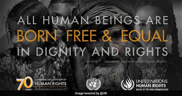 Hak Allah, Hak Kemanusiaan dan Hak Syaitan,