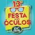 Com preços imbatíveis, 13ª festa dos Óculos da D'Cristal agita a comunidade