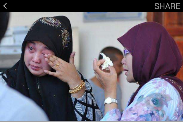 "Keluarga Nafi Anak Di Patuk Ular Kembali ""Hidup"""