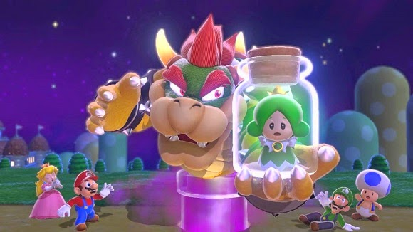 What They Call Games: What does Bowser want with fairies?