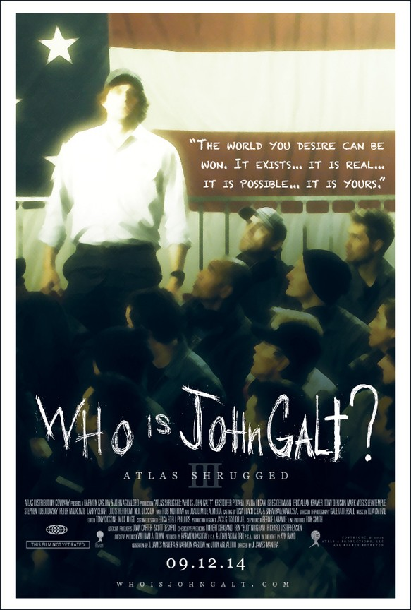 Atlas Shrugged 3: Who is John Galt
