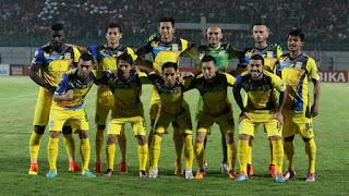 Persiba terdegradasi setelah takluk ditangan Madura United