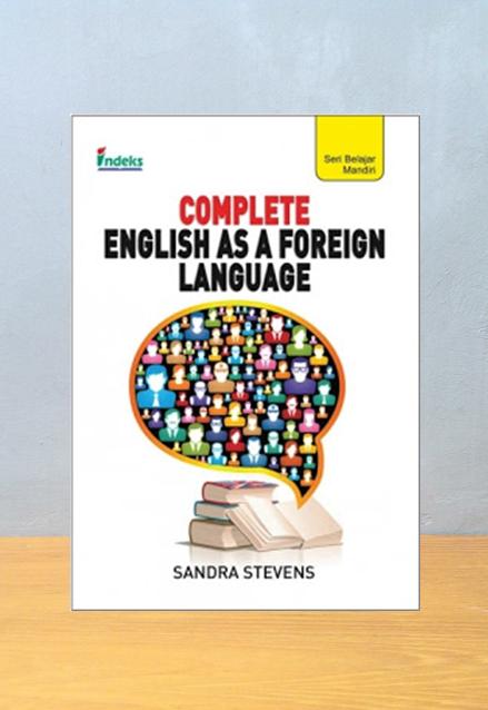 COMPLETE ENGLISH A FOREIGN LAGUAGE, Sandra Stevens