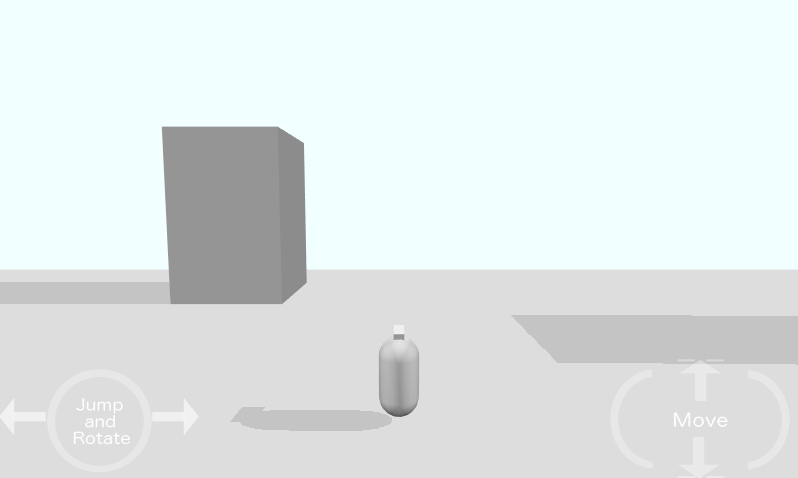 Joystick for touch devices in unity part 2 | LetC