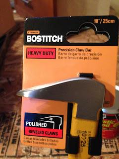 Bostitch Heavy Duty Precision Claw Bar