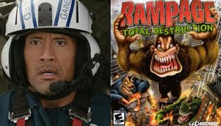 rampage: nuevas imagenes del set de la adaptacion del videojuego