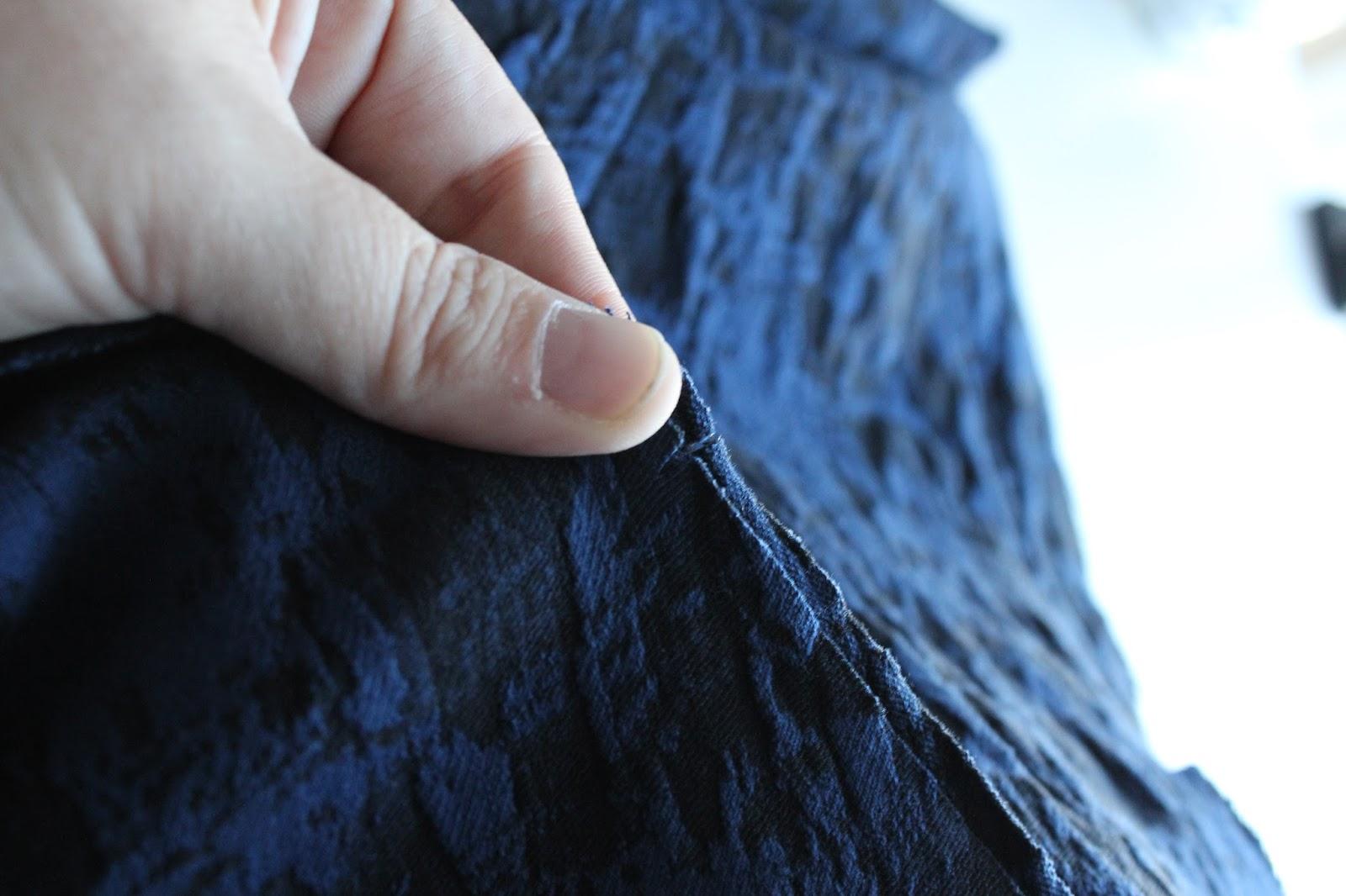 1bdcbd5d3de Pandora Sews Plus Size Clothes  Sewing the Inseam - Style Arc Misty ...