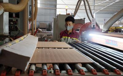 Gạch Á Mỹ chắc chắn vị trí trên môi trường vật liệu quy hoạch