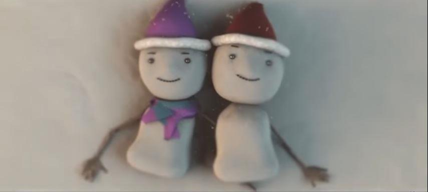 Canzone John Lewis pubblicità Pupazzo di neve - Musica spot Novembre 2016