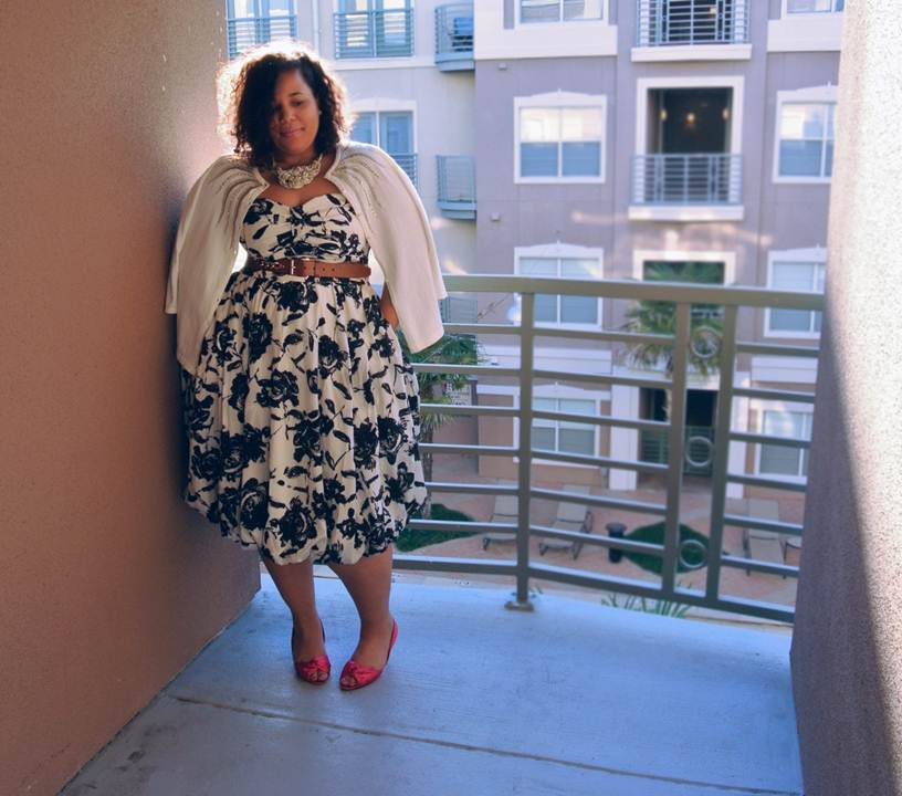 eShakti dress, plus size clothing