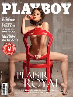 Revista Playboy Italia-Diciembre 2015 Enero 2016 PDF Digital