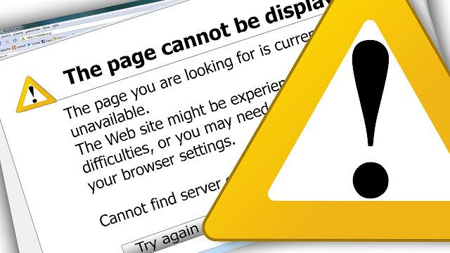 Cara Memperbaiki Browser Google Chrome, Opera, dan Lainya yang Error (Loading Terus Menerus)