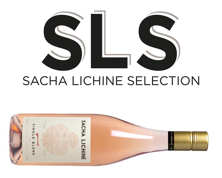 Sacha lichine single blend rose