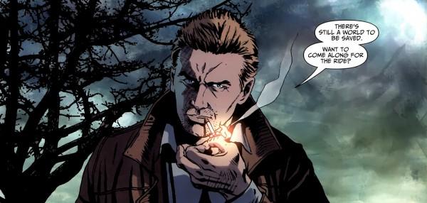 Hellblazer & John Constantine
