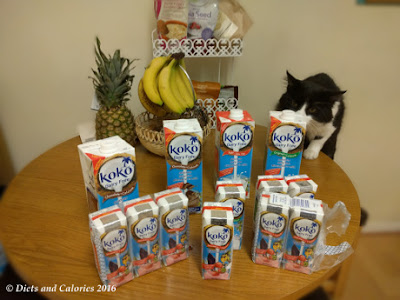 Koko Dairy Free Coconut Milk Drinks